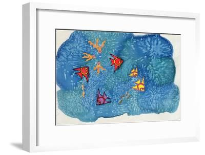 Fish, 1999-Alexandra Cowan-Framed Giclee Print
