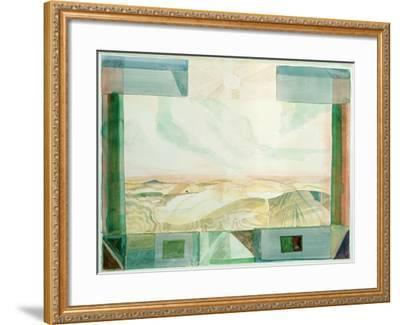 A Tuscan Sun-Michael Chase-Framed Giclee Print