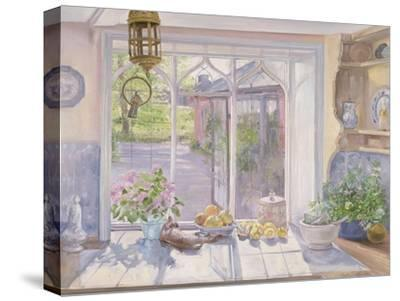 The Ignored Bird-Timothy Easton-Stretched Canvas Print