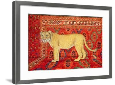 The Carpet-Mouse-Ditz-Framed Giclee Print