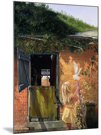 Summer Reflection-Timothy Easton-Mounted Giclee Print