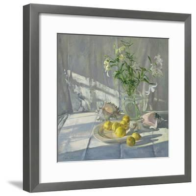 Reflections and Shadows-Timothy Easton-Framed Giclee Print