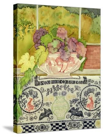 Autumnal Bouquet-Lillian Delevoryas-Stretched Canvas Print