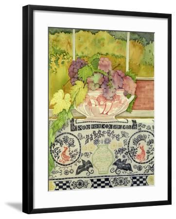 Autumnal Bouquet-Lillian Delevoryas-Framed Giclee Print