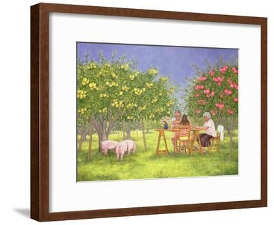 My Family and Other Animals-Ditz-Framed Giclee Print