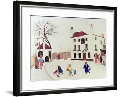 The Spaniard's Inn, Hampstead Heath-Gillian Lawson-Framed Giclee Print
