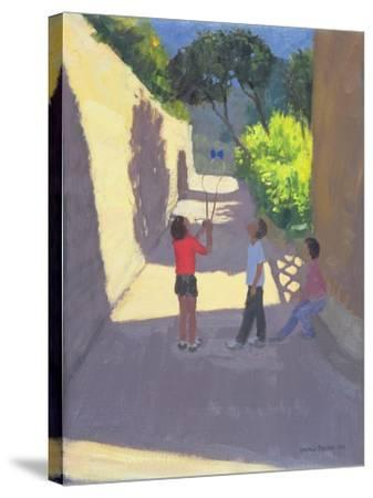 Diabolo, France, 1997-Andrew Macara-Stretched Canvas Print