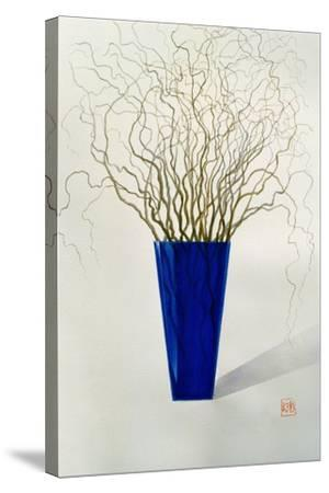 Chinese Willow, 1990-Lincoln Seligman-Stretched Canvas Print