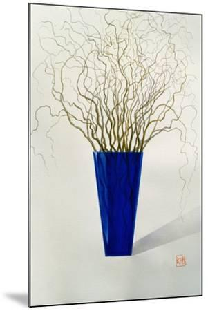 Chinese Willow, 1990-Lincoln Seligman-Mounted Giclee Print