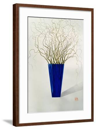 Chinese Willow, 1990-Lincoln Seligman-Framed Giclee Print
