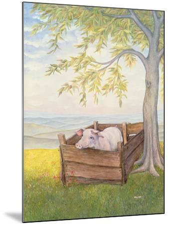 Rosie-Ditz-Mounted Giclee Print