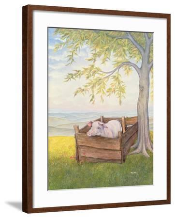 Rosie-Ditz-Framed Giclee Print