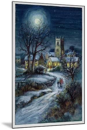 The Midnight Service-Stanley Cooke-Mounted Giclee Print