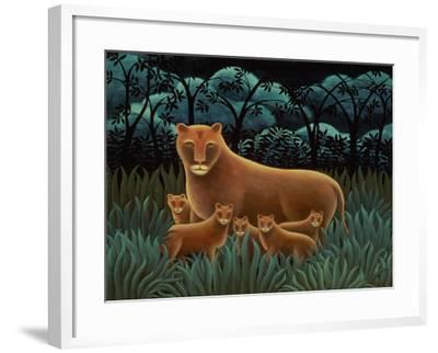 On Guard-Jerzy Marek-Framed Giclee Print