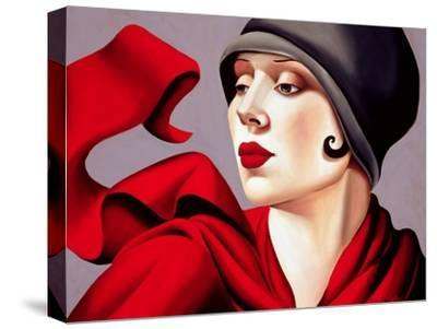 Autumn Zephyr-Catherine Abel-Stretched Canvas Print
