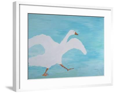 I'm Late Again, 2000-Jacob Sutton-Framed Giclee Print