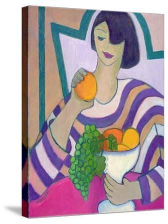 Forbidden Fruit, 2003-04-Jeanette Lassen-Stretched Canvas Print