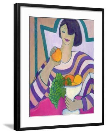 Forbidden Fruit, 2003-04-Jeanette Lassen-Framed Giclee Print