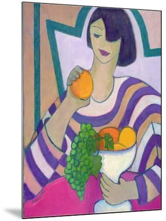 Forbidden Fruit, 2003-04-Jeanette Lassen-Mounted Giclee Print