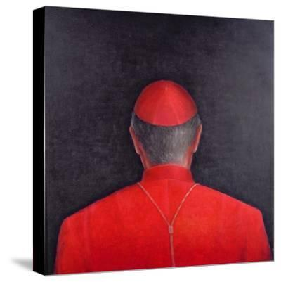 Cardinal, 2005-Lincoln Seligman-Stretched Canvas Print