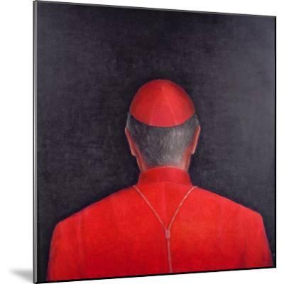Cardinal, 2005-Lincoln Seligman-Mounted Giclee Print