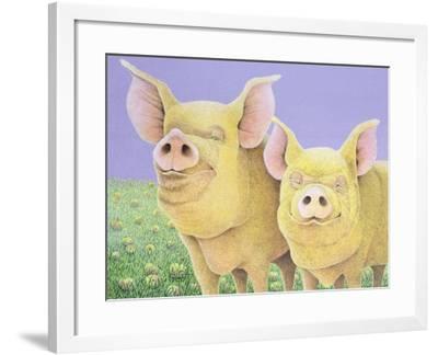 Bliss-Pat Scott-Framed Giclee Print