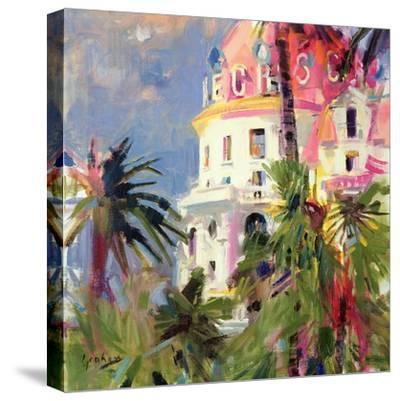 Riviera Balcony, 2002-Peter Graham-Stretched Canvas Print
