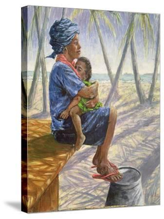 Mother Love, 2003-Tilly Willis-Stretched Canvas Print