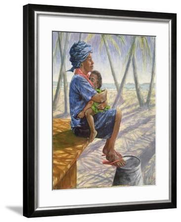 Mother Love, 2003-Tilly Willis-Framed Giclee Print