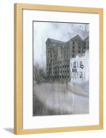 Mortlake Brewery (SW14, the Old Ship) 2005-Sophia Elliot-Framed Giclee Print