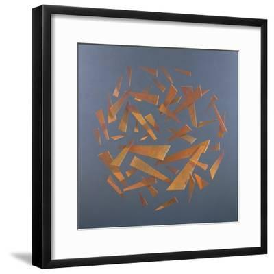 Deconstructed Sphere, 2005-Lincoln Seligman-Framed Premium Giclee Print