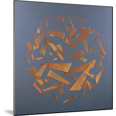 Deconstructed Sphere, 2005-Lincoln Seligman-Mounted Premium Giclee Print