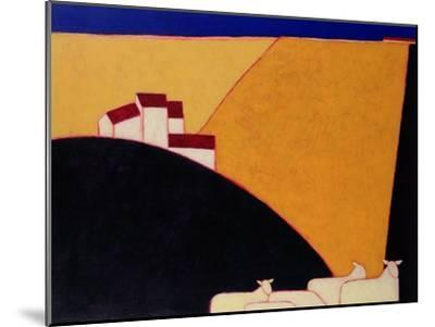 Tuscan Campagna, 1999-Eithne Donne-Mounted Giclee Print