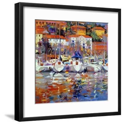 Cote Du Midi, 2002-Peter Graham-Framed Giclee Print