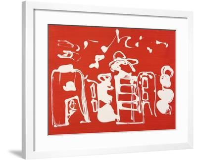 Great Buildings, Series I-Colin Booth-Framed Giclee Print