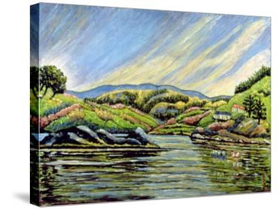 After the Rain, Badeck-Patricia Eyre-Stretched Canvas Print