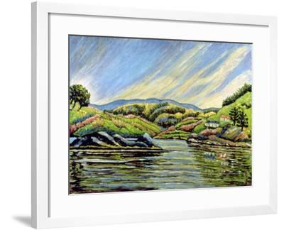 After the Rain, Badeck-Patricia Eyre-Framed Giclee Print