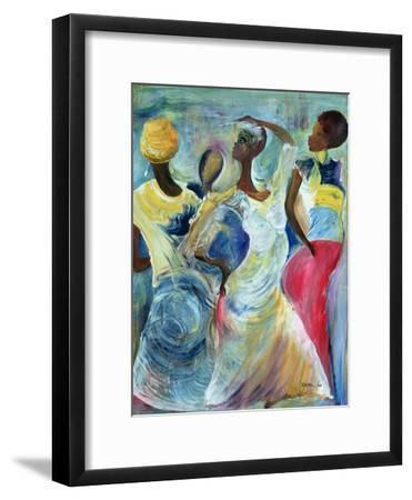 Sister Act, 2002-Ikahl Beckford-Framed Premium Giclee Print