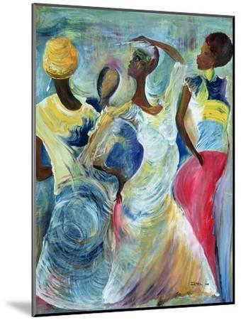 Sister Act, 2002-Ikahl Beckford-Mounted Premium Giclee Print