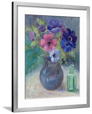Anemones-Karen Armitage-Framed Giclee Print