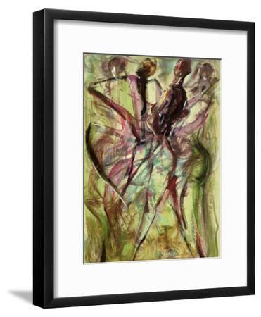 Windy Day-Ikahl Beckford-Framed Giclee Print