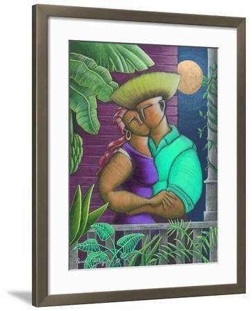 Romance Jibaro, 2003-Oscar Ortiz-Framed Giclee Print