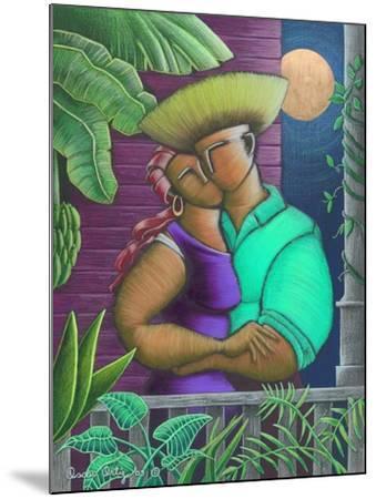 Romance Jibaro, 2003-Oscar Ortiz-Mounted Giclee Print