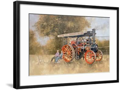 Traction Engine at the Great Eccleston Show, 1998 Giclee Print by Peter  Miller | Art com