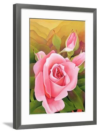 The Rose, 2002-Myung-Bo Sim-Framed Giclee Print