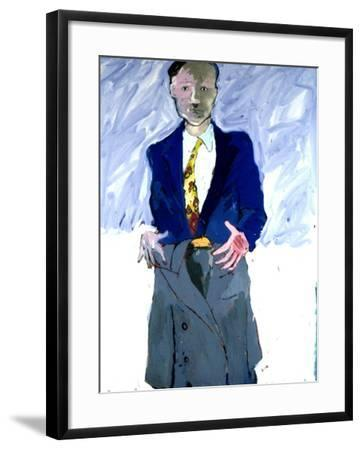 Try it on for Size, 1978-Peter Wilson-Framed Giclee Print