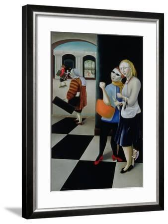 Songs of Travel, 8: Bright Is the Ring of Words-Caroline Jennings-Framed Giclee Print