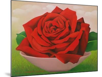 The Rose, 2004-Myung-Bo Sim-Mounted Giclee Print