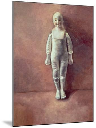 Panel from the Triptych 'Doll Study', 2000-Victoria Russell-Mounted Giclee Print