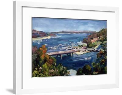 The Sydney Split, 1995-Ted Blackall-Framed Giclee Print